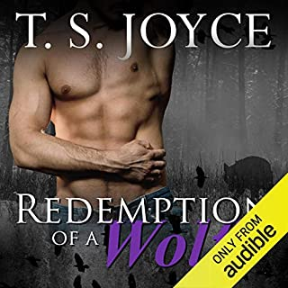 Redemption of a Wolf cover art