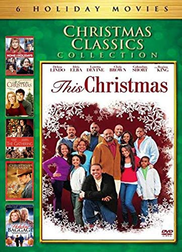 Christmas Classics Collection 6-Pack - This Christmas/ Home for the Holidays/ All I Want for Christmas/ The Gathering/ Christmas in Canaan/ Holiday Baggage