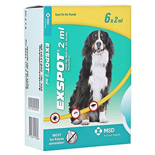 Exspot Lösung für Hunde
