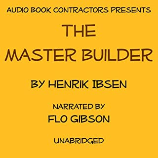 The Master Builder audiobook cover art