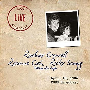 FolkScene, Los Angeles (Live, April 13, 1986)