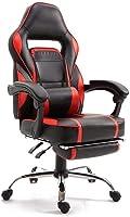 Mahmayi Gaming Chair High Back Computer Chair Chrome Desk Chair PC Racing Executive Ergonomic Adjustable Swivel Task...