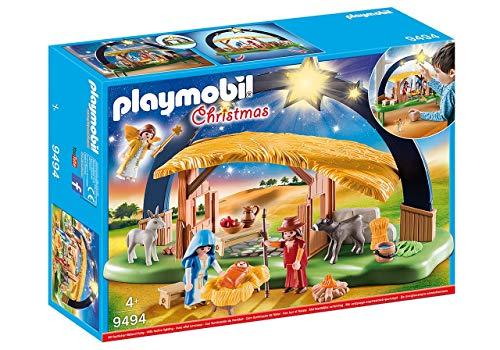 【プレイモービル】9494「クリスマス」 イエス・キリストの降誕