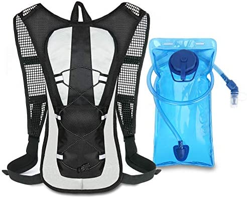 CKE Hydration Backpack for Men Women Kids Hydration Pack with 2L Water Bladder Water Backpack product image