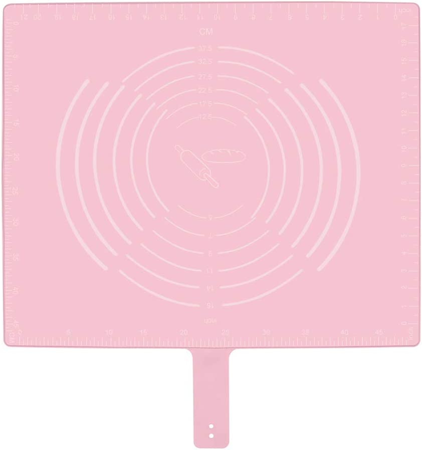 Baking Mat Dough Credence Rolling Non-Slip Silicone Pastry with Tool Milwaukee Mall