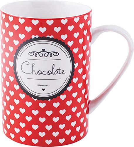 La Cafetière Tasse für heiße Schokolade, 350 ml