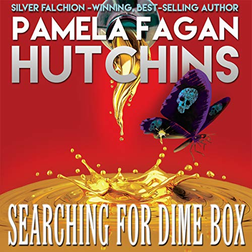 Searching for Dime Box: A What Doesn't Kill You World Romantic Mystery audiobook cover art