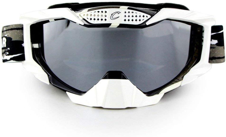 CFHJN Home Schutzbrillen, Fahrradbrillen, Skibrillen, Helmbrillen, Wind- und Staubschutz, explosionssichere PC-Schutzbrillen