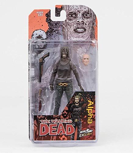McFarlane The Walking Dead Action Figure Alpha (Color) 15 cm Toys Figures