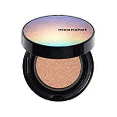 Official YG cosmetic range, Moonshot, from YG Select. Long-lasting and buildable sheer cushion foundation. Consists of brightening, anti-aging and UV protection features. With microfit technology, it is a weightless cushion that provides a smooth ful...