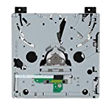 Mugast Disco de Unidad de DVD ROM para Consola de Juegos Nintendo Wii, reemplazo de Disco de Unidad Profesional con Corte preciso y diseño de Interfaz