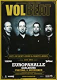 Volbeat - Beyound Hell, Karlsruhe 2013 »