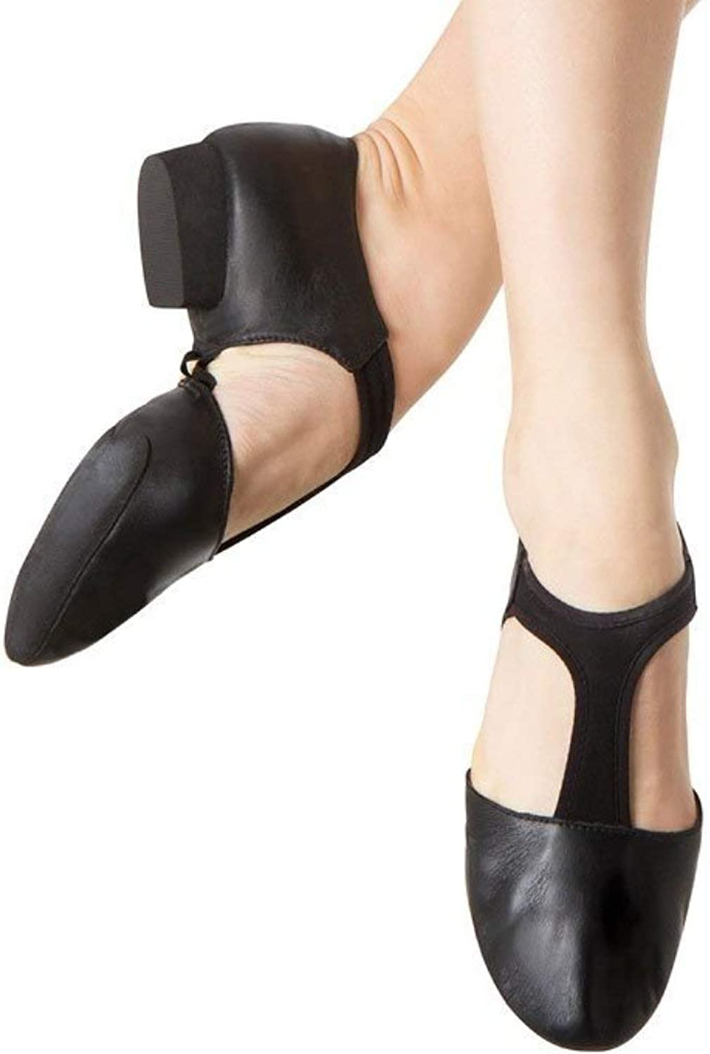 Bloch Womens Elastospllit Grecian Dance shoes