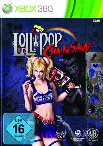 Lollipop Chainsaw [Importación alemana]