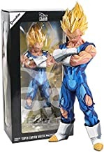 VIJETTAIR Dragon Ball Z Grandista Majin Vegeta/Super Saiyan Son Goku Manga Dimensions PVC Figure Collectible Model Toy