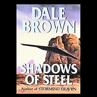 Shadows of Steel audiobook cover art