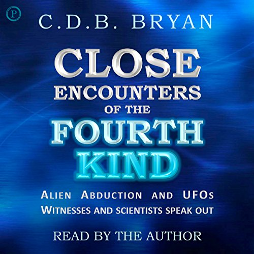 Close Encounters of the Fourth Kind audiobook cover art