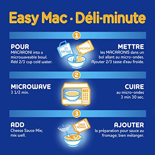 Dîner Kraft Déli-Minute Original 6 Pochettes en Portion Individuelle - 3