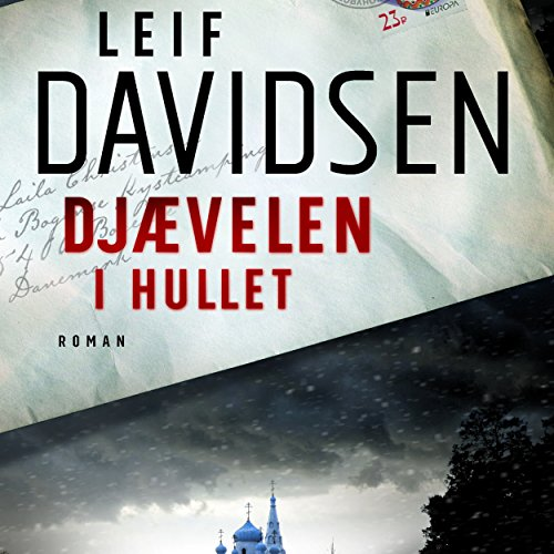Djævelen i hullet audiobook cover art