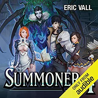 Page de couverture de Summoner 4