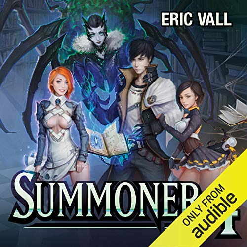 Summoner 4 cover art