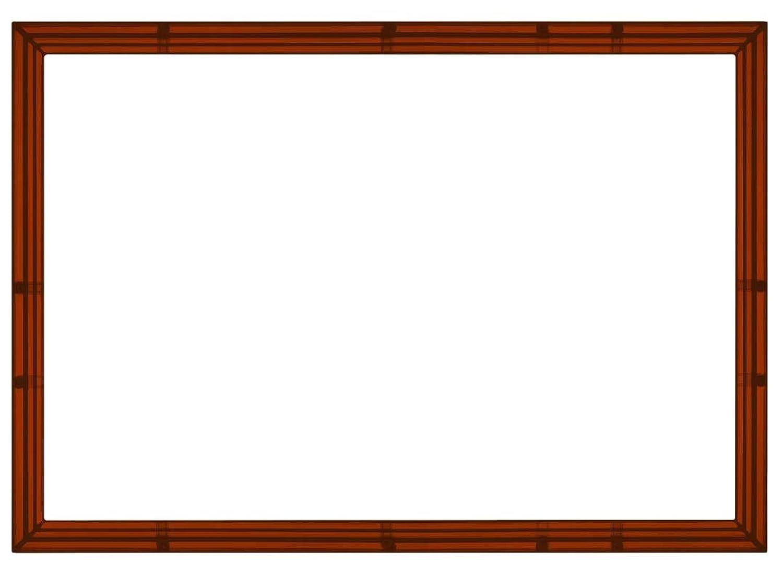 パズルフレーム クリスタルパネル ブラウン(26x38cm)