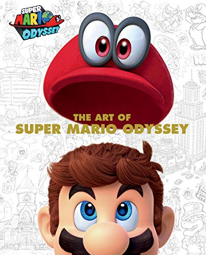 The Art of Super Mario Odyssey (English Edition)