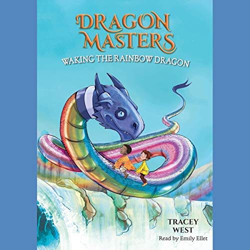 Waking the Rainbow Dragon cover art