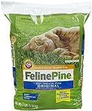 Feline Pine Original Cat Litter, 7-Pound Bags (Pack of...