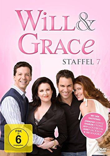 Will & Grace - Staffel 7 (4 DVDs)
