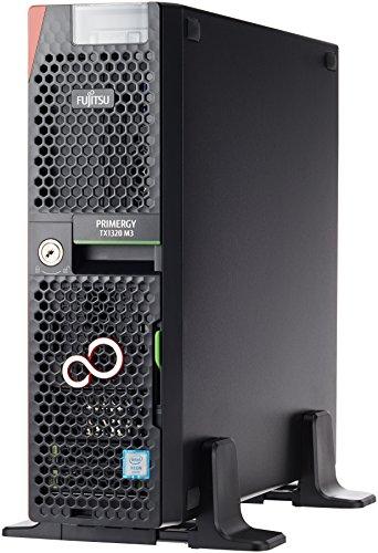 Fujitsu PRIMERGY tx1320M3Xeon E3–1220V61X 16GB DDR4–2400Unb 2X HDD SAS 12G 600GB 10K SFF DVD RW praid ep420i 450W PDU HP 1J Vos