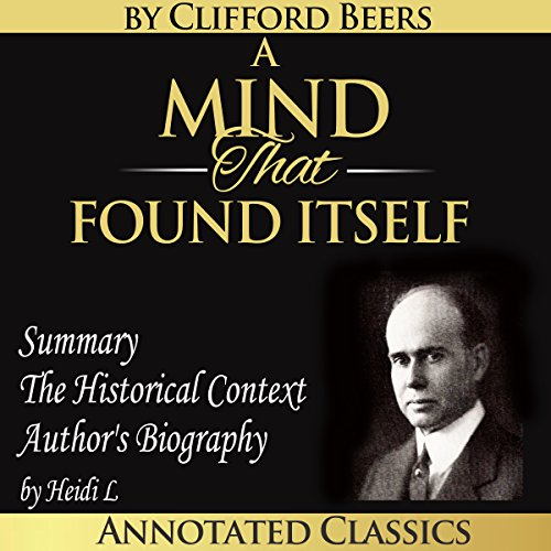 A Mind That Found Itself audiobook cover art