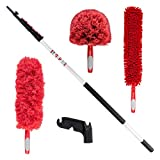 Best 30 Extension Poles - 30 Foot High Reach Extension Pole Duster Kit Review