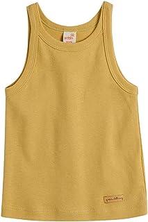Regatinha Básica Amarela - Toddler
