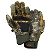 Best Cold Weather Hunting Gloves - SPIKA Camouflage Tactical Hunting Fleece Gloves with Sure Review