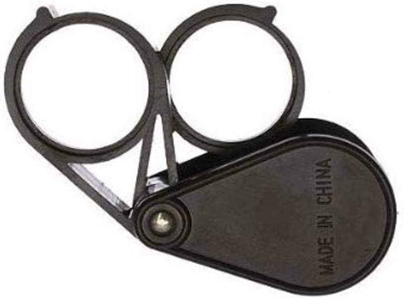 SE 24x Folding Magnifier MH7006-2B Now on sale Loupe - Direct stock discount