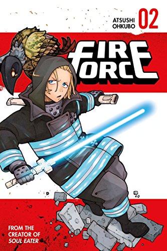 Ohkubo, A: Fire Force 2