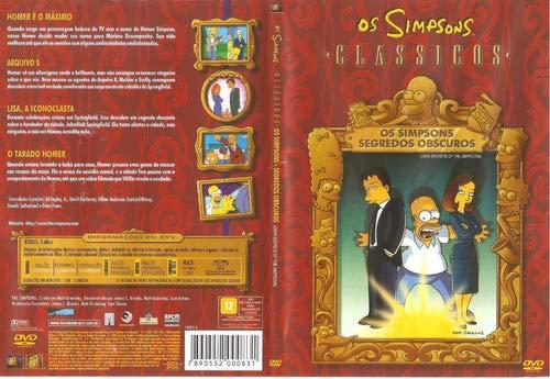 Os Simpsons - Clássicos - Segredos Obscuros