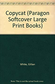 Paperback Copycat (Paragon Softcover Large Print Books) Book