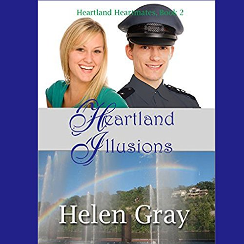 Heartland Illusions audiobook cover art