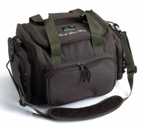 Anaconda Unisex– Erwachsene Karpfentasche Carp Gear Bag I, Grün, 42x32x28cm