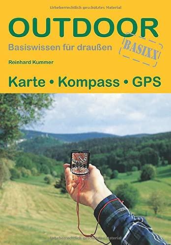 Karte Kompass GPS (Outdoor Basiswissen)