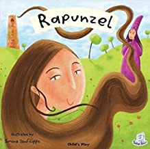 Rapunzel (Flip Up Fairy Tales)