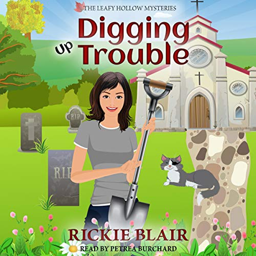 Digging Up Trouble  By  cover art