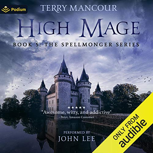 High Mage cover art