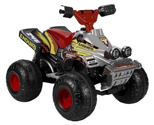 Feber 800006593 - Feber Quad Pantera 12 V