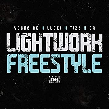 Lightwork Freestyle (feat. CR)