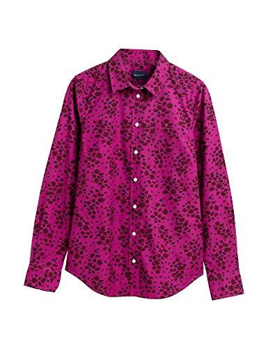 GANT Damen Bluse Größe 42 EU Pink (pink)