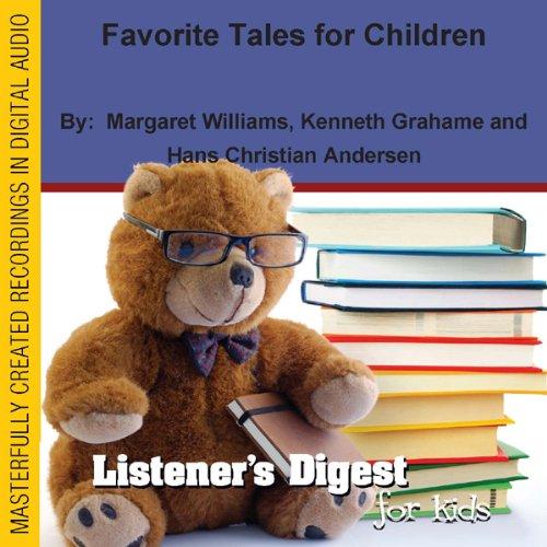 Favorite Tales for Children audiobook cover art