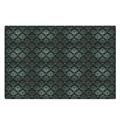 Michance European Fashion Home Decoration Teppich rutschfeste wasserdichte Gepolsterte Fußpolster Haustiermatten Für Einkaufszentren Und Villen